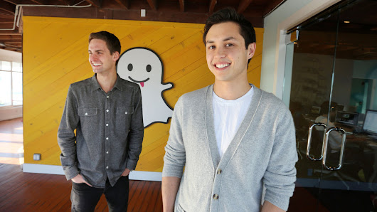 Rejecting Billions, Snapchat Expects a Better Offer
