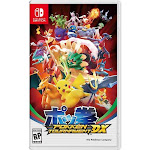 Nintendo Pokken Tournament DX for Nintendo Switch HACPBAAYA