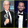 Ted Danson & Walton Goggins Take Home Awards at Critics' Choice Awards 2018! Ted Danson poses with ...