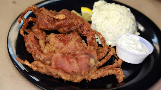 The Perfect Place To Get Quality Soft Shell Crab
