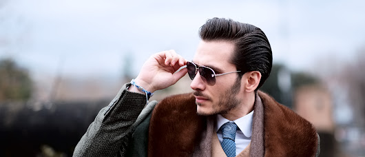 27 Apr Omer at 91st edition of Pitti Immagine Uomo in Florence