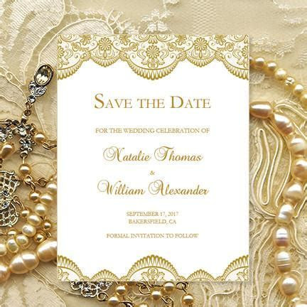 Save the Date Invitations   DIY Printable Cards & Ideas