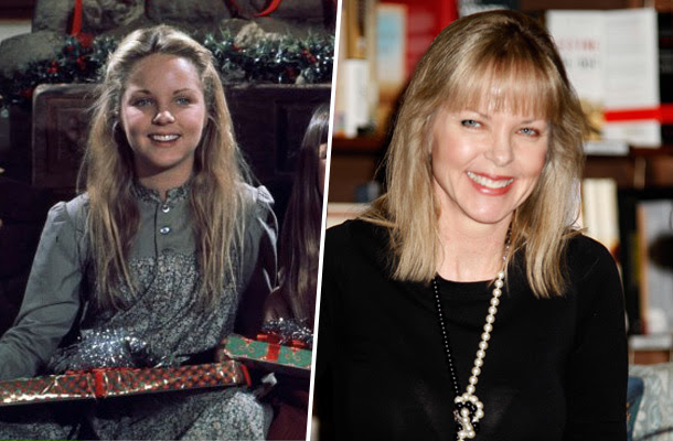 Melissa Anderson (Mary Ingalls)