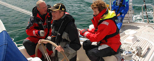 Carbery Sailing | RYA Day Skipper | West Cork |  Ireland