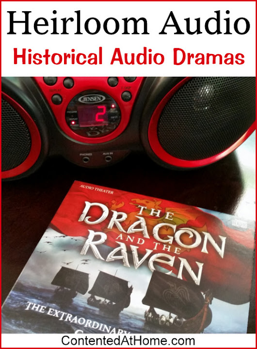 Heirloom Audio: Historical Audio Dramas