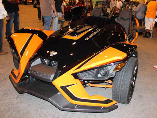 Polaris Slingshot: Motorcycle Meets Car - Traveling Gishi