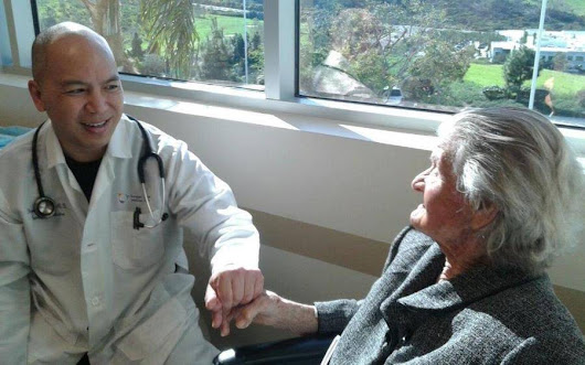 Scripps Health - Scripps Physician Throws 100-year-old Patient Birthday Party