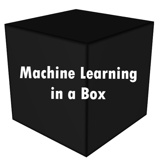"Introducing ""Project: Machine Learning in a Box"" 