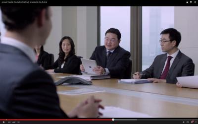 Boardroom presence - Jho Low's lavish corporate movie