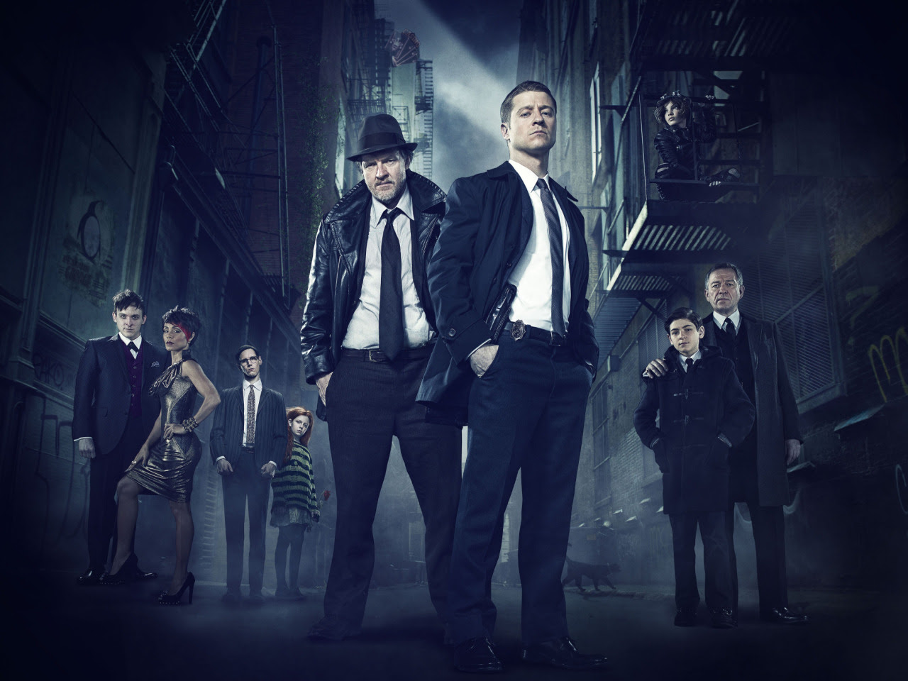 GOTHAM - click to see more