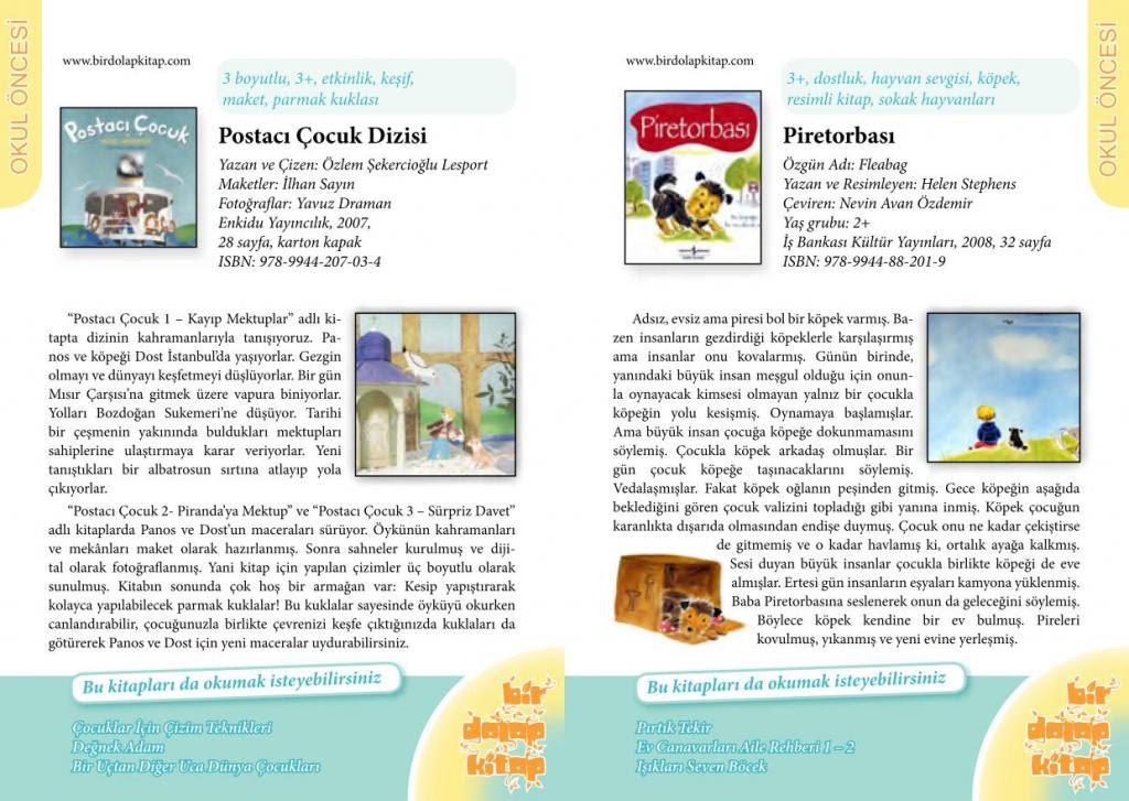 Bir Dolap Kitap Hikaye Kitapları Katalog Rehberi