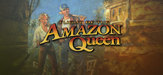 Flight of the Amazon Queen - We are Geek