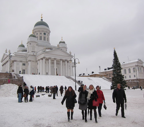 Helsinki, Finland by Anna Amnell