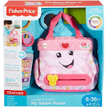 Fisher Price Laugh and Learn My Smart Purse, Pink