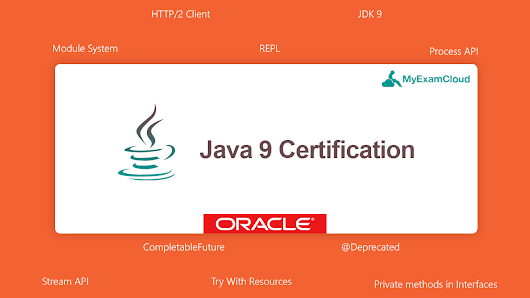 Java 9 Certification - MyExamCloud