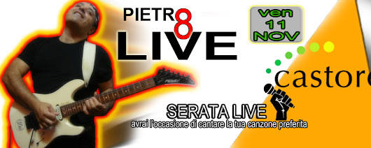 Pietr8 Project |   Live in Castore