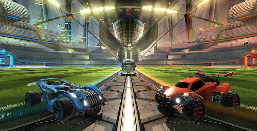 Xbox Live Gold, Rocket League and NBA 2K17 free this weekend