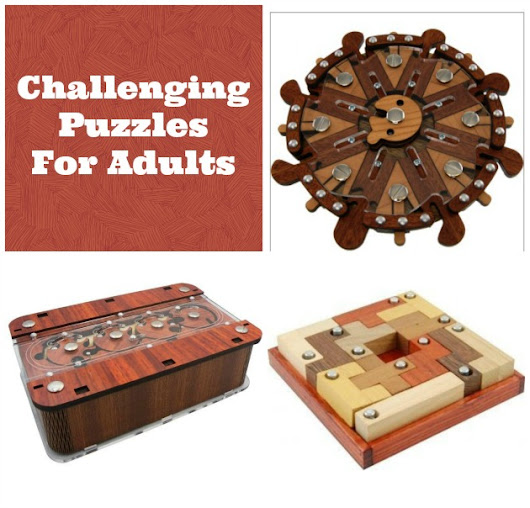 New Challenging Puzzles For Adults From Jean Claude Constantin