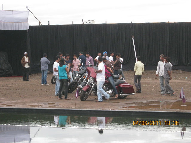 """Park Titanium Harley Fest"" at Park Street Wakad Pune IMG_6925"