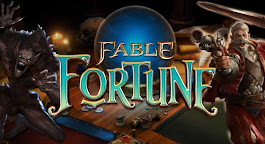 Get free card packs and double XP with newly released CCG Fable Fortune
