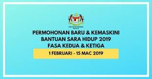 Persoalan Lazim Mengenai Kemaskini BSH 2019