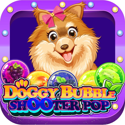 Doggy Bubble Shooter Rescue on the App Store