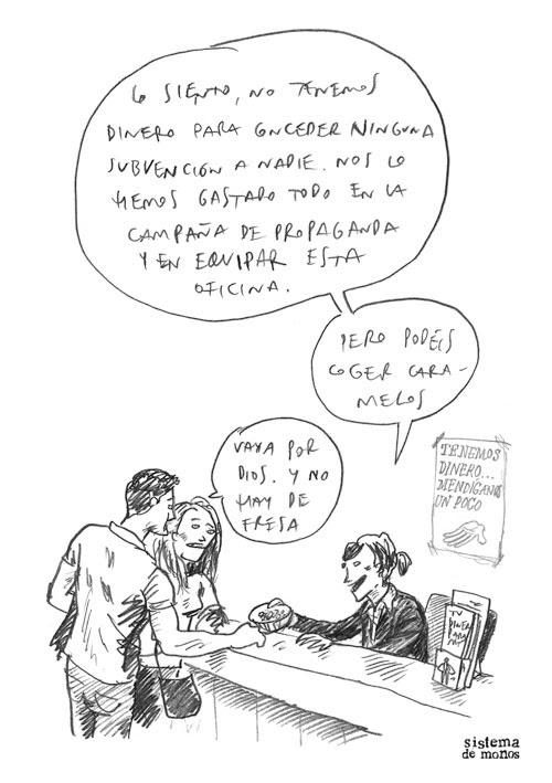 sistema Subvenciones EL ESTAFADOR #128: SUBVENCIONES