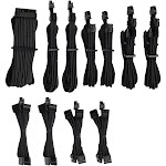 CORSAIR Premium individually sleeved pro kit (Type 4, Generation 4) Power cable kit - 2 ft