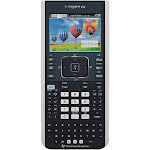 Texas Instruments TI-Nspire CX Graphing Calculator - Black