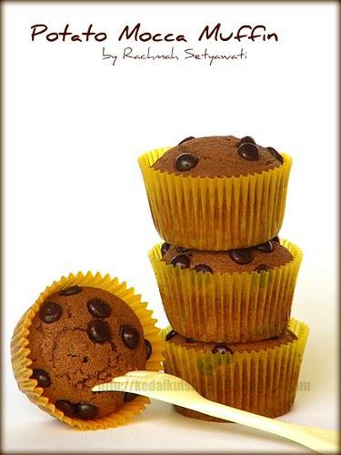 Potato Mocca Muffin