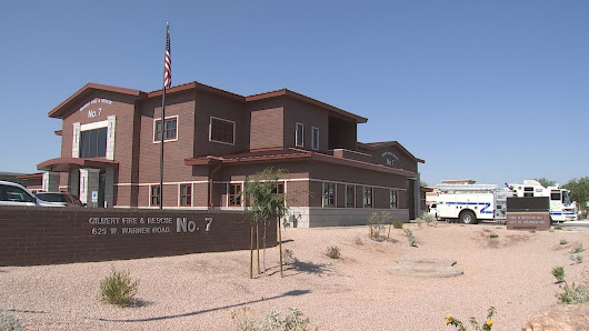 New Gilbert fire station dedicated