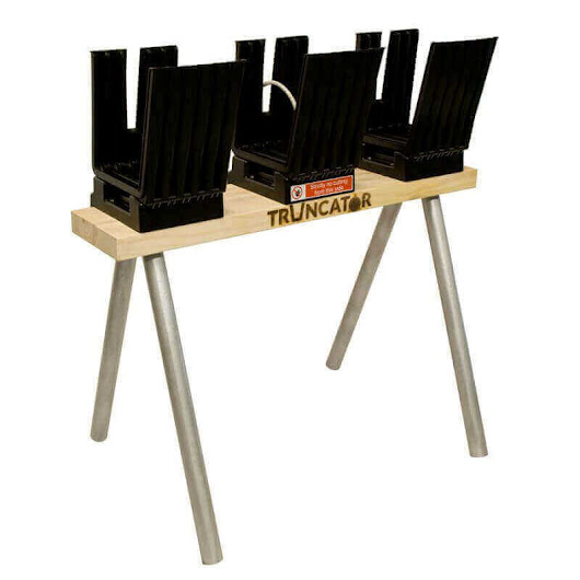 3Fixed chainsaw sawhorse