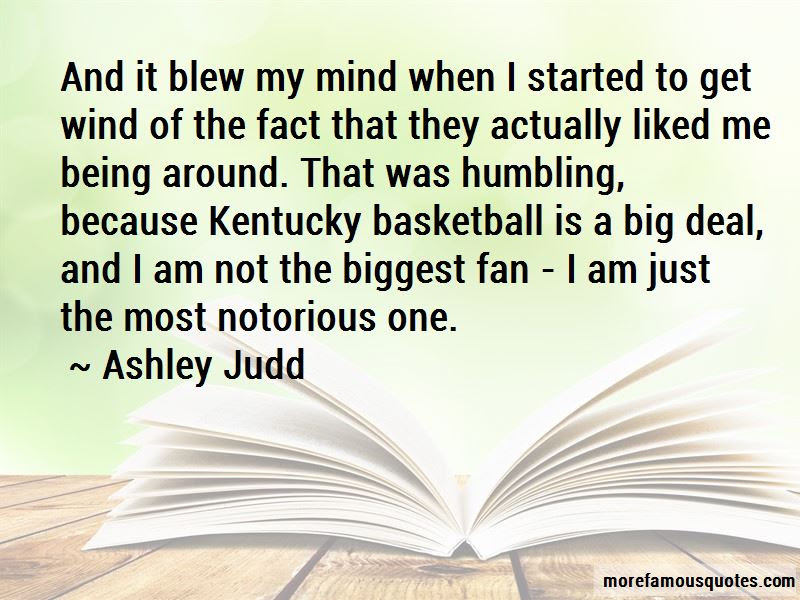 Kentucky Basketball Fan Quotes Top 2 Quotes About Kentucky