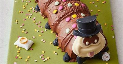 Colin the Caterpillar cake gets special makeover ? but the