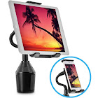 Aduro U-Grip Cup Holder Car Mount for Phones and Tablets