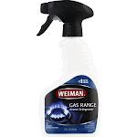Weiman Gas Range Cleaner & Degreaser - 12 fl oz bottle