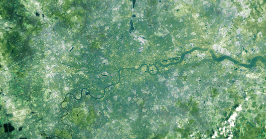 Tracking Urban Change from Space