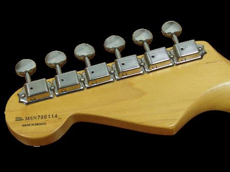Fender dating