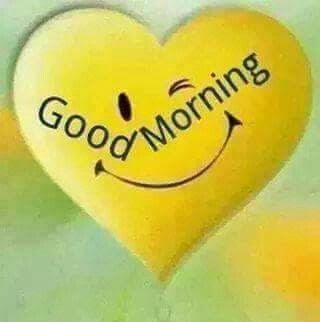 Good Morning Heart Smile Pictures Photos And Images For Facebook
