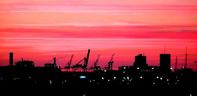 Puerto de la Ciudad de Buenos Aries