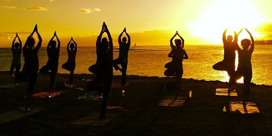 Yoga Classes In Hawaii Are Gorgeous And Affordable