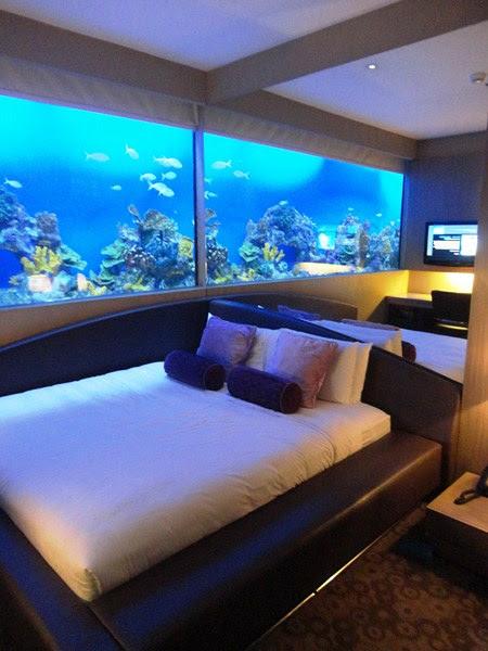 The Aqua Room