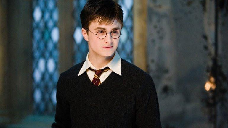 Daniel Ratcliffe, en el papel de Harry Potter