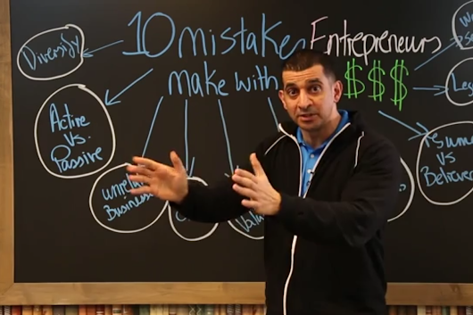 The 10 Dumbest Mistakes Entrepreneurs Make With Their Money