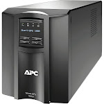 APC Smart UPS 1000VA LCD 120V Tower with SmartConnect SMT1000C