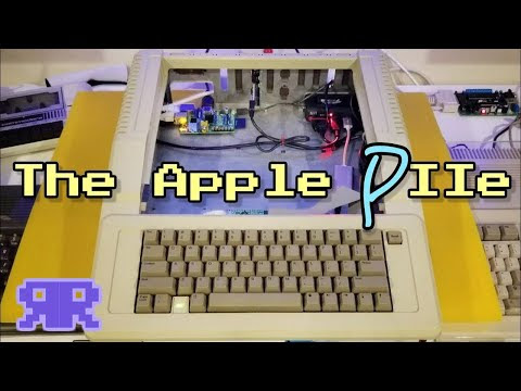 Win the Apple PIIe autographed by The 8-Bit Guy, MindFlareRetro, Jan Beta, & Perifractic!