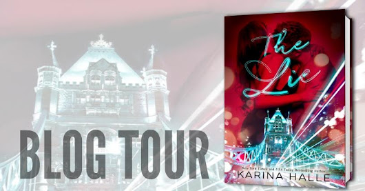 ★BLOG TOUR★ THE LIE BY KARINA HALLE - Relentless Romance