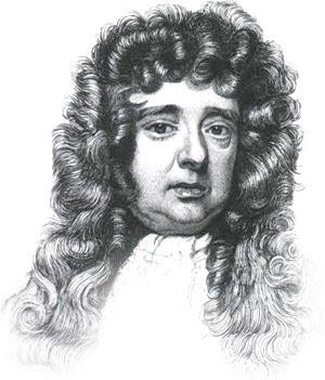 Portrait of William Petty