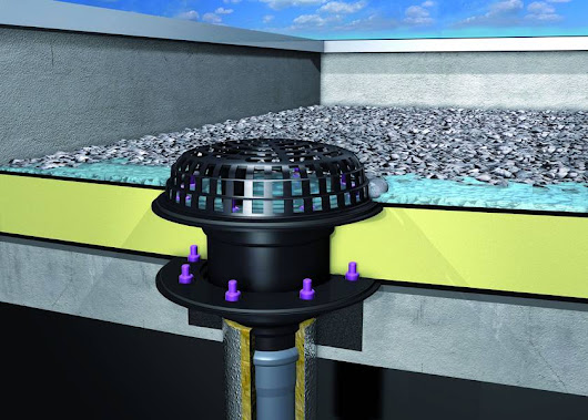 Drainage Solutions For Flat Roofs | Washington DC Roofers | Boyd Construction Co Inc