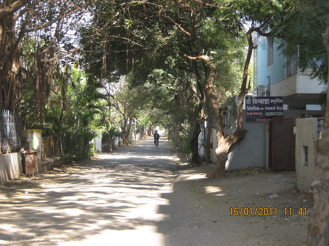 Ram Indu Park in Baner Pune 411 045 is also famous for Saplings Nursery and Day Care!